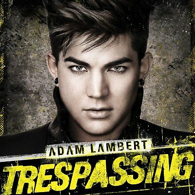 Adam Lambert Trespassing Deluxe Edition Cd Pop 2012 New