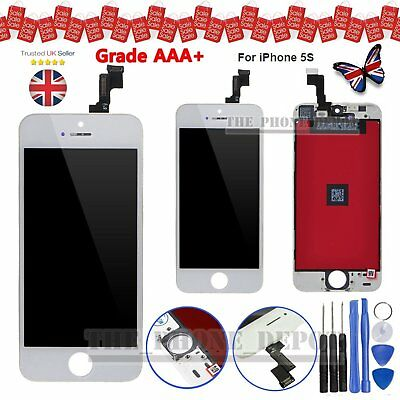For Apple iPhone 5S SE LCD Touch Screen & Digitizer Display Assembly Replacement
