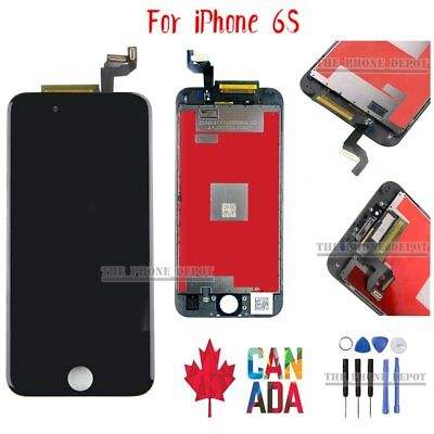 For iPhone 6S LCD Screen Replacement Touch Display Digitizer Glass Lens Assembly