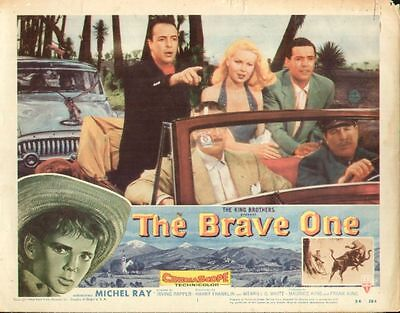 Brave One, The 11x14 Lobby Card #1