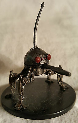 Star Wars Miniatures Dwarf Spider Droid 5/10 Separatists 15 2008 Game Figure Toy