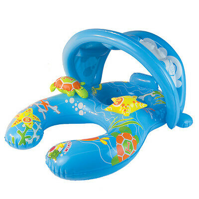 Mummy & Me Baby Float - Learn Swimming - Inflatable Pool Baby Rider, Toy, Float