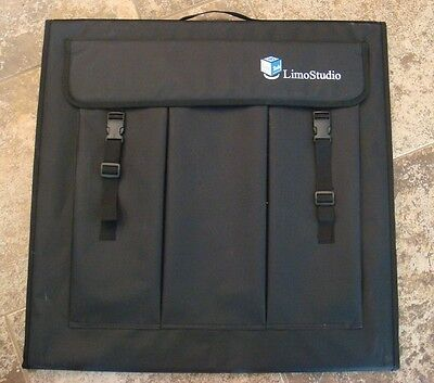 """Limo Studio Softbox Studio Table Top Kit - 24"""" - Used but in Very Good Condition"""
