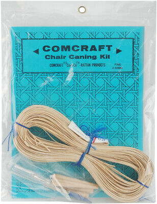 Home Arts & Crafts Basketry & Chair Caning Chair Cane Medium 3mm 270 Ft Coil With 1 Strand Of 4mm Binder Cane Buy One Get One Free