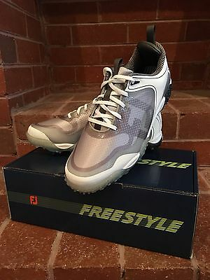 Footjoy Freestyle Golf Shoes New