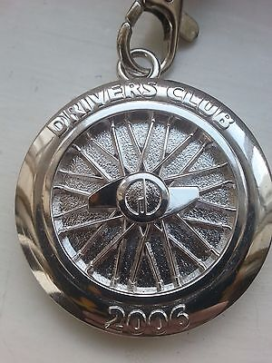 Goodwood Festival of Speed 2006 Drivers (VIP) Club Badge/Pass