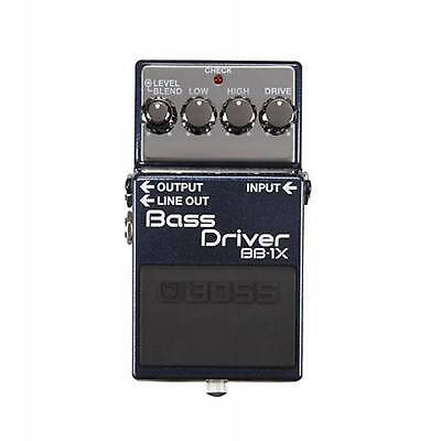 Boss BB-1X - Bass Driver - EX DEMO