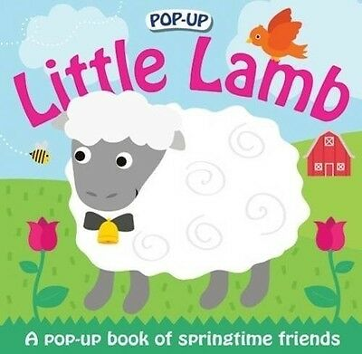 Little Lamb (Pop-up Books), Roger Priddy, 1849158738, New Book
