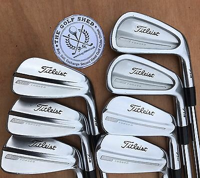 Titleist 714 CB MB Irons 4 - PW - DYNAMIC GOLD S300 SHAFTS