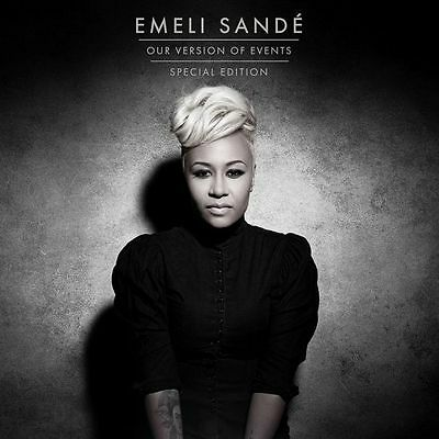 EMELI SANDE Our Version Of Events LP Vinyl NEW Special Edition