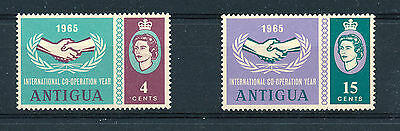 1965 International Co-Operation Year Complete Crown Agents Omnibus Set Mnh
