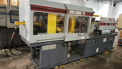 1998 Van Dorn 170HT720-1154 170-14, used plastic injection molding machine