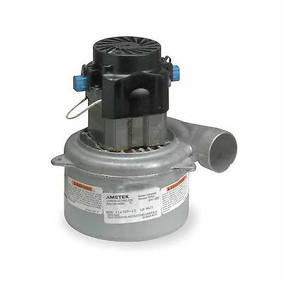 Ametek lamb 3 stage 1500w hoover tangential motor 117123 for Tangential bypass motor central vacuum