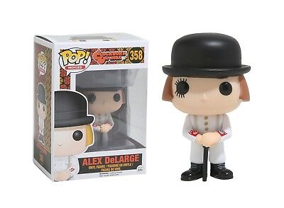 Funko Pop Movies Clockwork Orange - Alex DeLarge Vinyl Collectible Action Figure