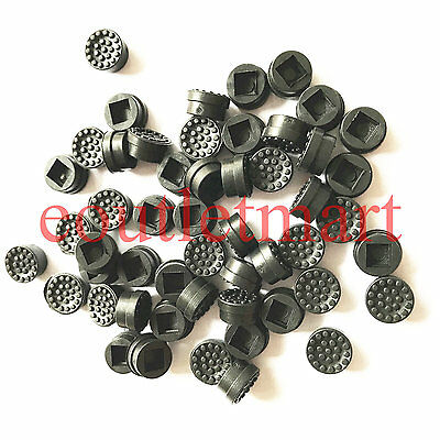 100 X New For Hp Black Laptop Keyboard Mouse Stick/point Trackpoint Pointer Cap