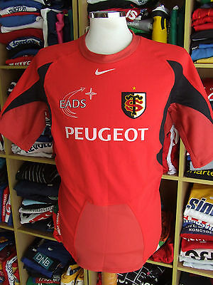 Rugby Maillot Stade Toulousain Toulouse (XL) Nike Exterieur Jersey Shirt PRO