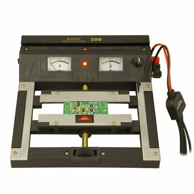 Aoyue 398 Working Platform with PCB Clamp + 0-15V PSU Mobile Phone Repair Tool
