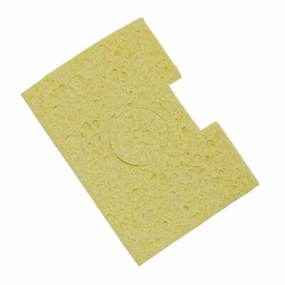 Aoyue Replacement Soldering Iron Tip Rectangle Cleaning Sponge - 67mm x 47mm