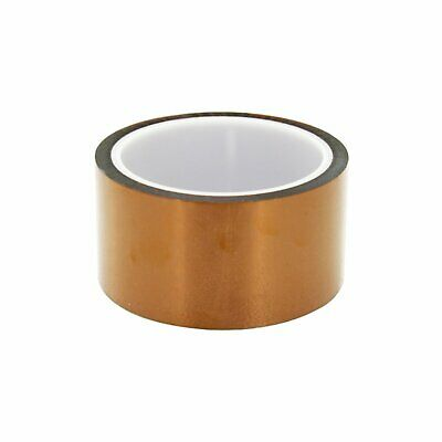 50mm High Temperature Heat Resistant Polyimide Kapton BGA Tape silicone adhesive