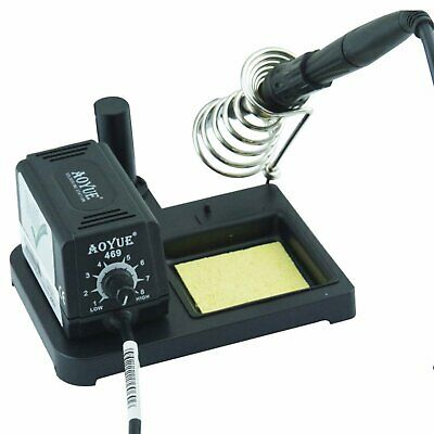 Aoyue 469 Soldering Iron Station - with EURO plug