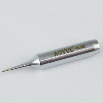 Aoyue T-0.5C Bevel Type Soldering Iron Tip For 936, 937+, 768, 968
