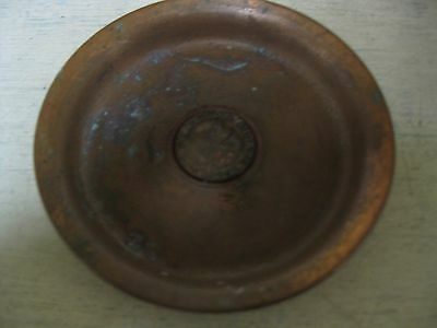 Collectible Small Copper Yosemite National Park Tray