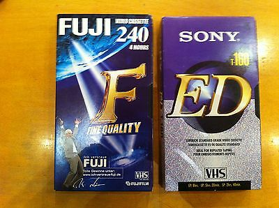 TRANSFER 1 x VHS  or VHS-C VIDEO TAPES TO DVD FREE SHIPPING BACK