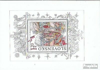 Slovakia block38 (complete.issue.) unmounted mint / never hinged 2012 Rozhanovce