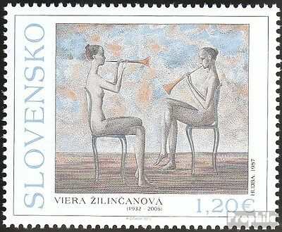 Slovakia 696 (complete.issue.) unmounted mint / never hinged 2012 Art