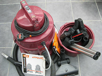 Vax Rapide 5110 canister vacuum & carpet cleaner