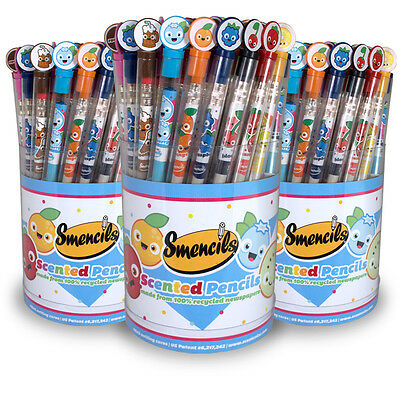 Smencils Gourmet Scented Pencils SMENCIL Scent Lasts 2 Years! You Choose Amount
