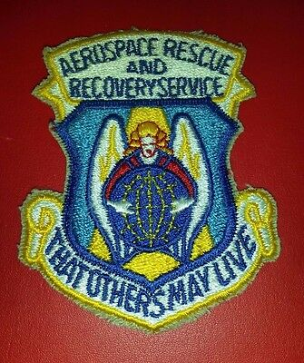USAF Aerospace Rescue and Recovery Service Patch