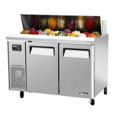 Turbo Air - JST-48 - 48 in Sandwich Prep Table