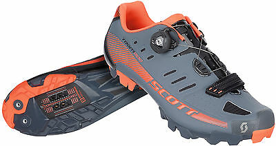 Scott MTB Team Boa SPD Cycling Shoes - Grey
