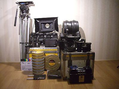 ARRI Arriflex BL-4 35mm Motion Camera Package