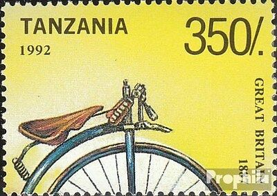 Tanzania 1452 (complete.issue.) unmounted mint / never hinged 1992 History of Fa