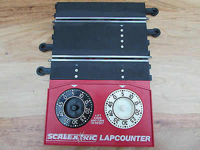Used Scalextric Vintage Classic Lap Counter C272 VGC