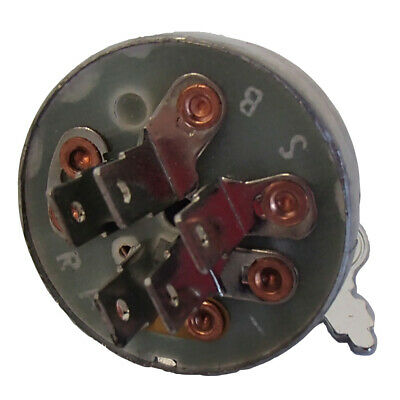 AM103286 Ignition Key and Starter Switch for John Deere JD 212 214 216 314 317