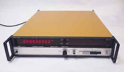 Systron Donner Model 6054B Frequency Counter, Tested & Working, 115-230V