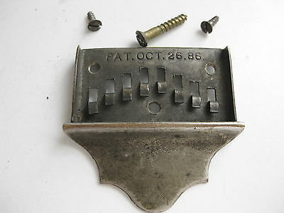 Vintage Martin Mandolin Patented Tailpiece for Project / Repair