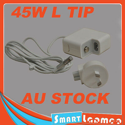 "45W For Apple MacBook Air 11"" 13"" Charger Power AC L Type Compatible Adapter AU"