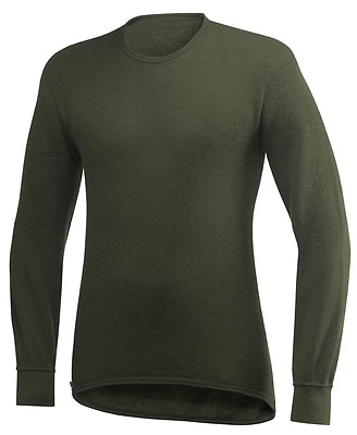 Woolpower Merino Wool 200 gram long Sleeve Crewneck baselayer