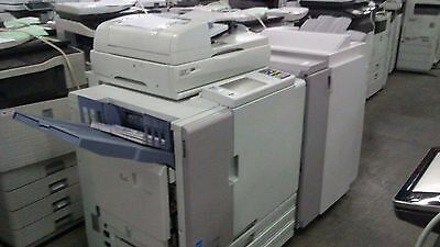 RISO RISOGRAPH i7050 120PPM COLOR PRINTER WITH SCANNER AND FINISHER