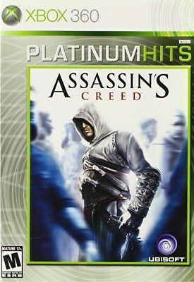 Xbox 360 Game Assassin's Creed   Brand New & Sealed