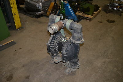 "Ingersoll Rand ARO PS30A-AAS-AAA-C Air Double Diaphragm Pump;3"" INV=24498"