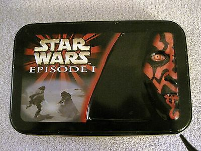 Star Wars - Episode 1 - Limited Edition - Collector's Card Set - In Tin Case!