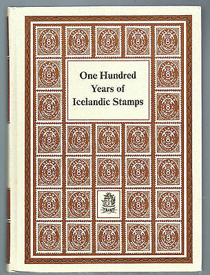 Jónsson, J.A. - One Hundred Years of Islandic Stamps 1873-1973