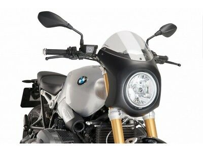 Puig Light smoke Retro Headlight Fairing BMW NineT