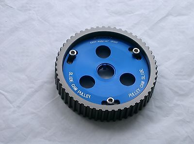 Burstflow Camshaft sprocket adjustable suitable for VW Golf 2 GTI 16V ABF KR PL
