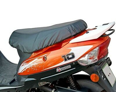 Seat Cover Scooter Removable - Waterproof Black » Rex Rs 450 + Rs 460 + Rs 500